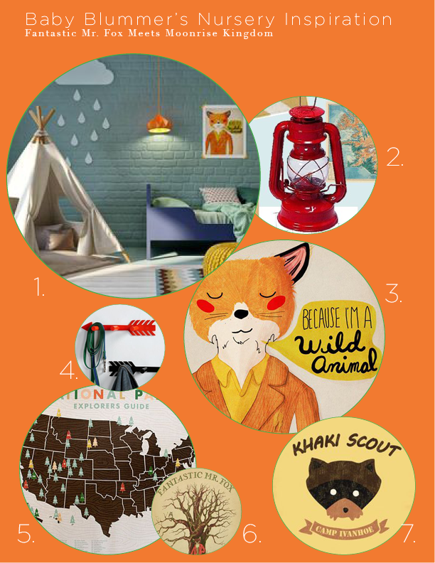 My Little Fox S Nursery Inspiration Movin On Up To The East Side